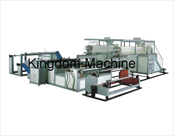 Three layers Bubble Film Machine KDPEG